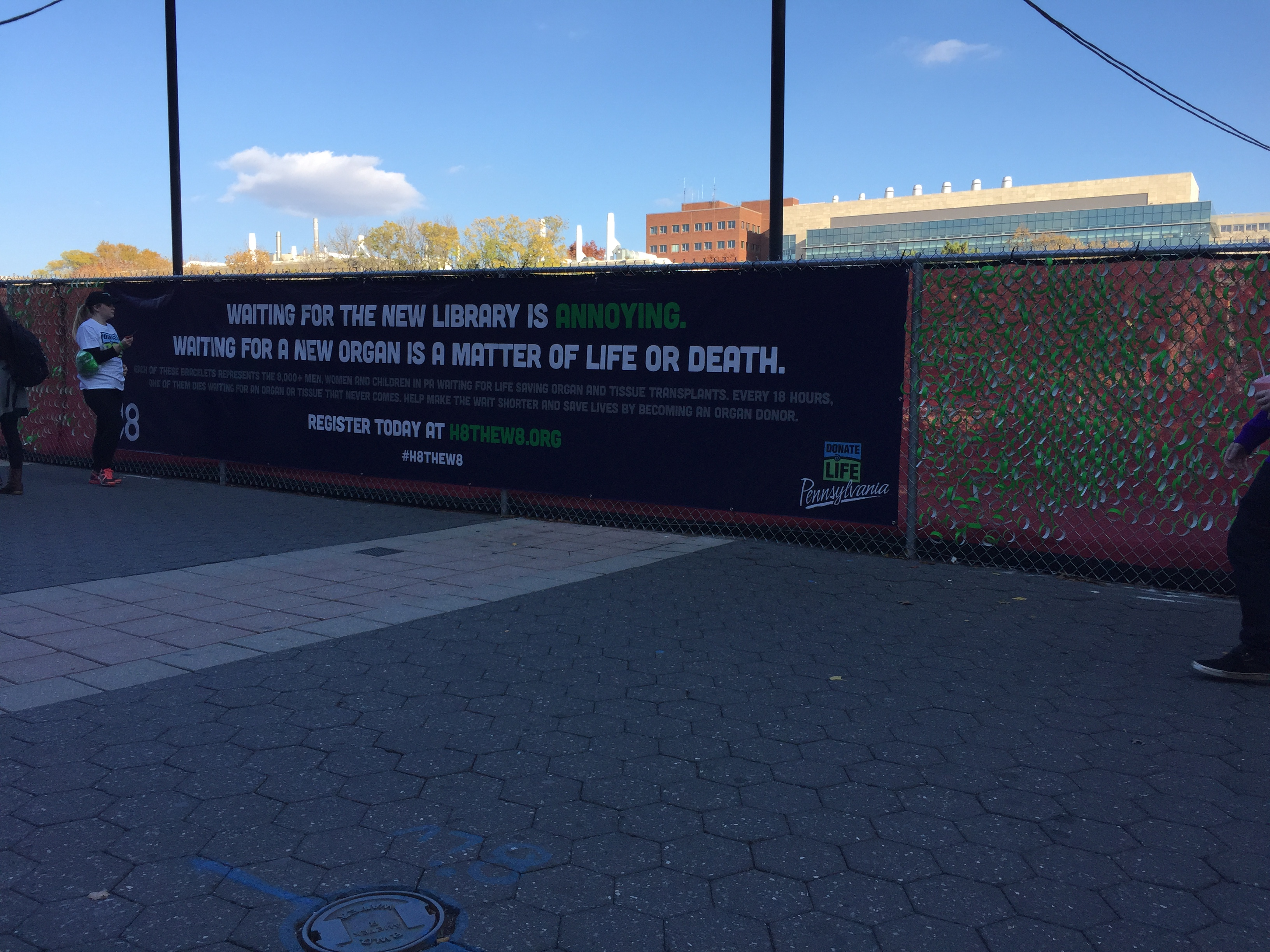 Donate Life America Encourages Temple Students to Become Organ Donors