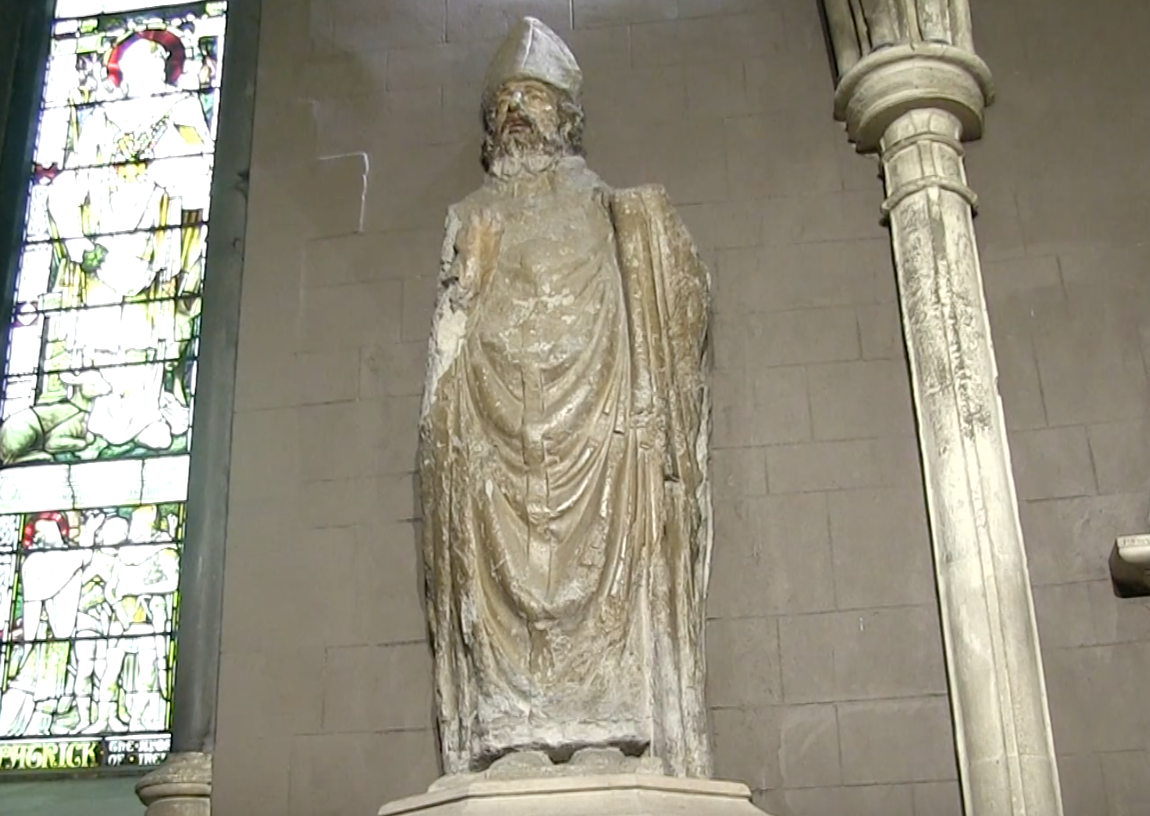 St. Patrick's Cathedral: Preserving Medieval Architecture and Religion in Dublin