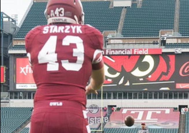 SportsDesk Player Profile: Alex Starzyk