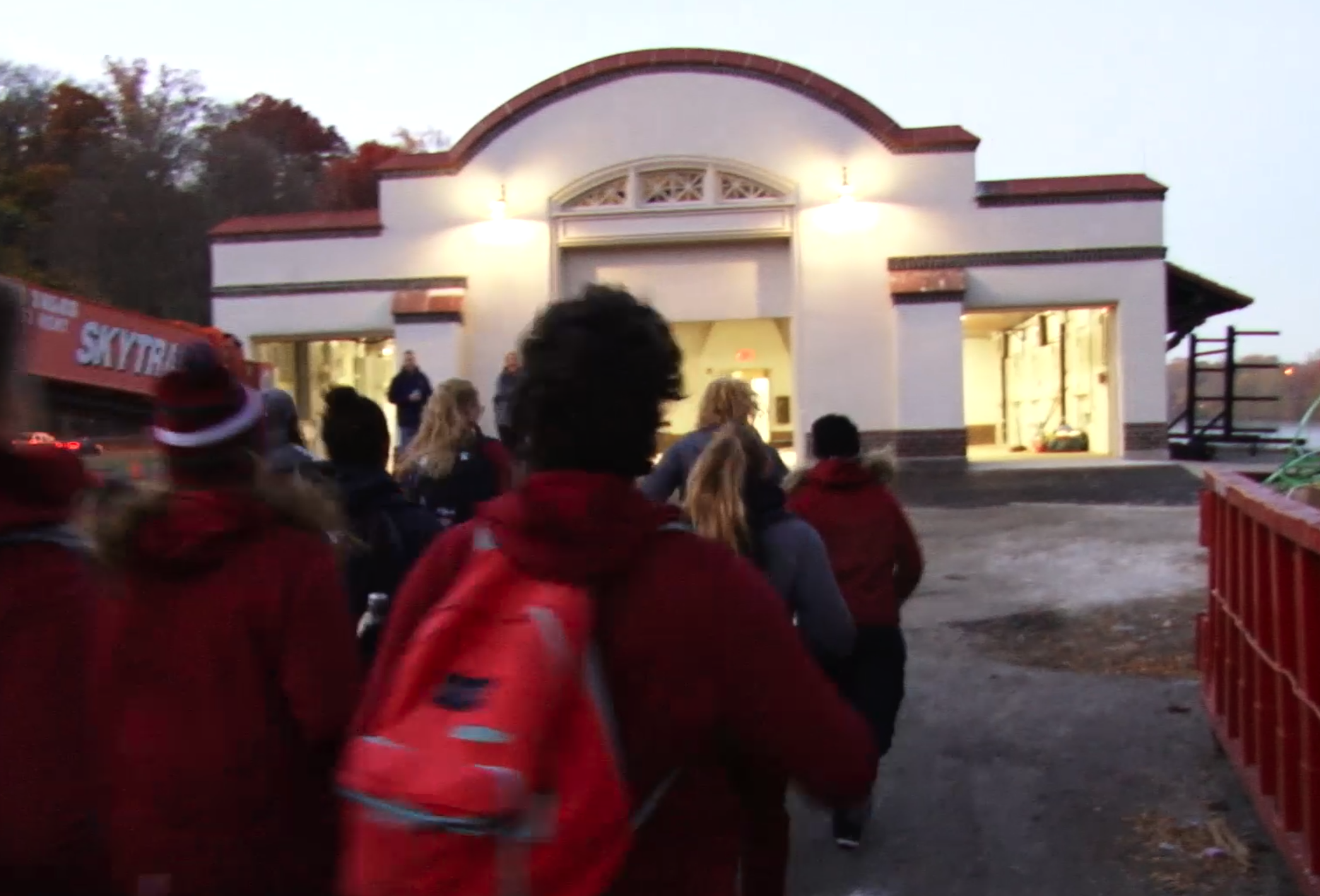 Temple Boathouse Opens After 8 Years Closed