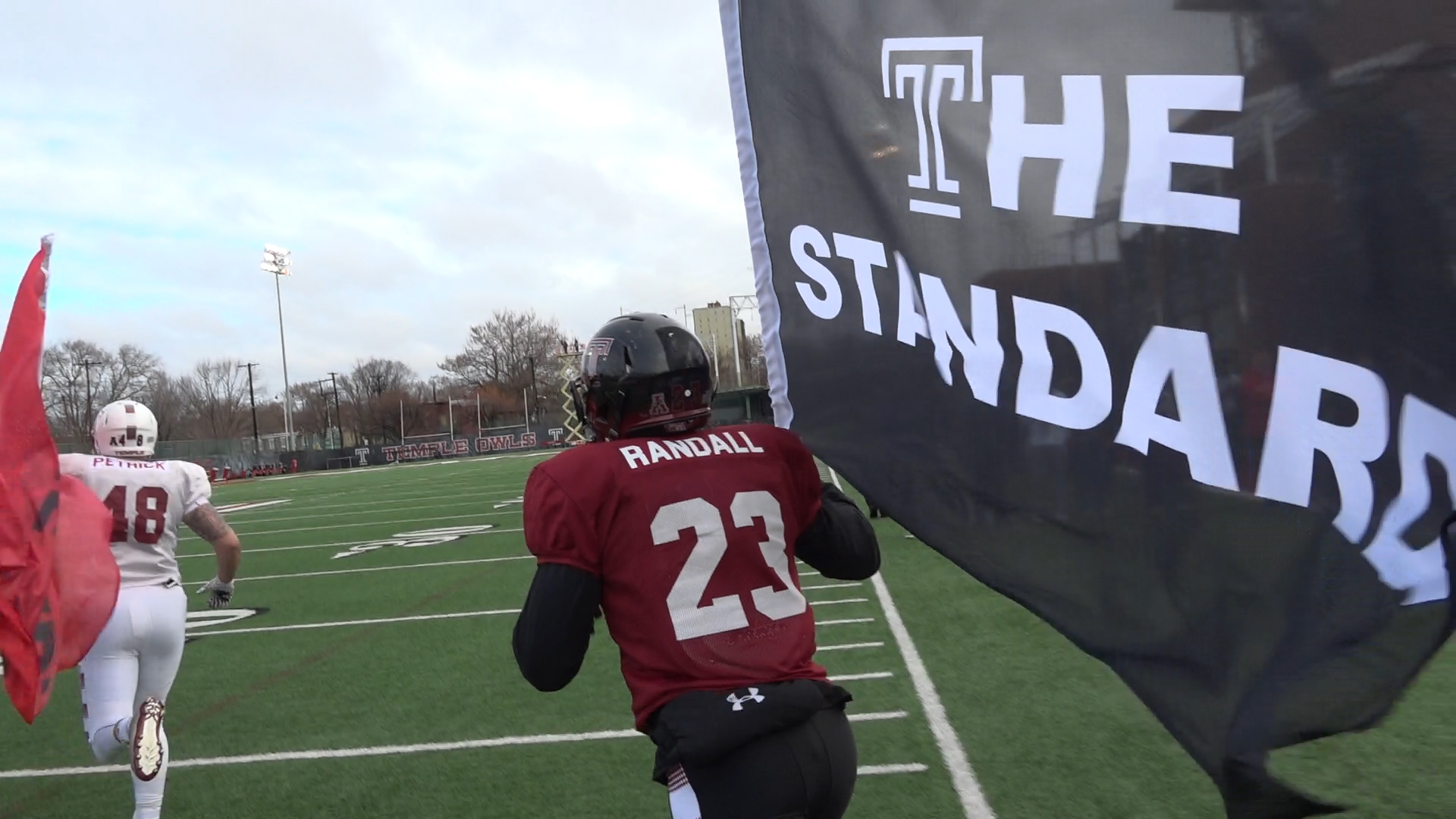 Delvon Randall: Temple's Newest Tough Guy