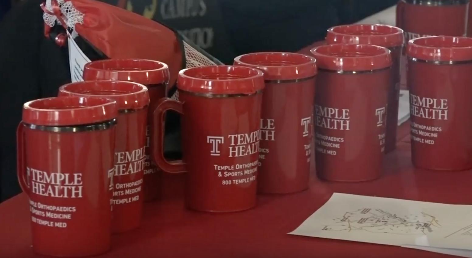 Temple University Hosts Health and Wellness Fair
