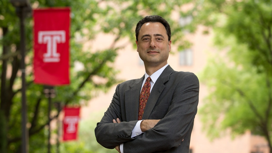 Gregory Mandel Appointed Dean of Beasley Law School