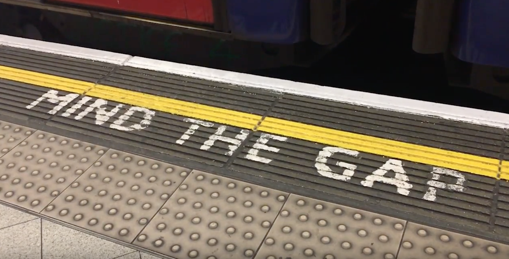 Update Abroad: Mind The Gap