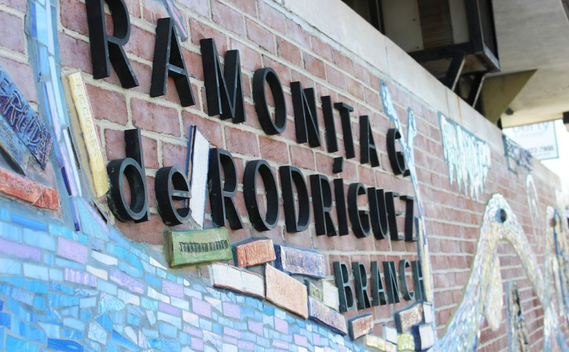 Ludlow: Ramonita de Rodriguez Library Hopes the Next Mayor Will Fight for Education