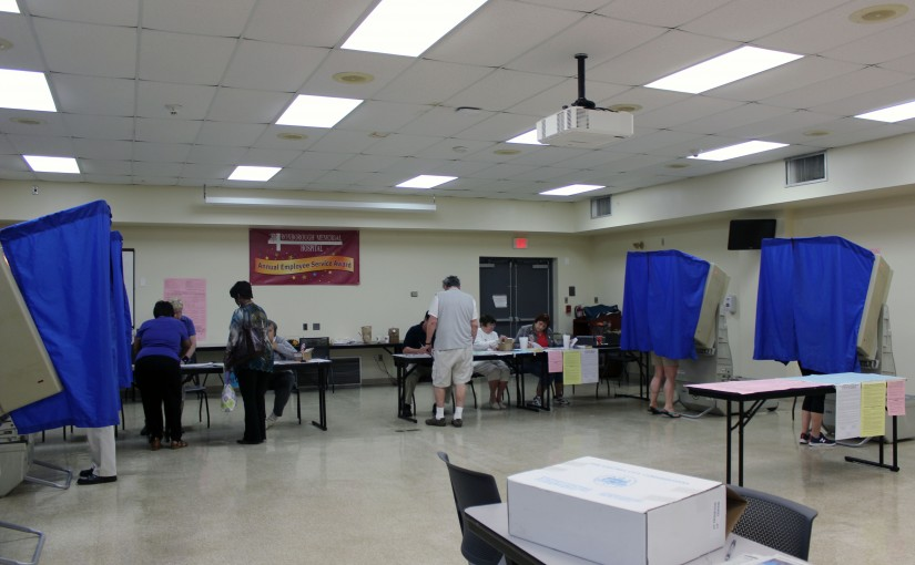 Roxborough: Young Voters Absent From Primary Polls