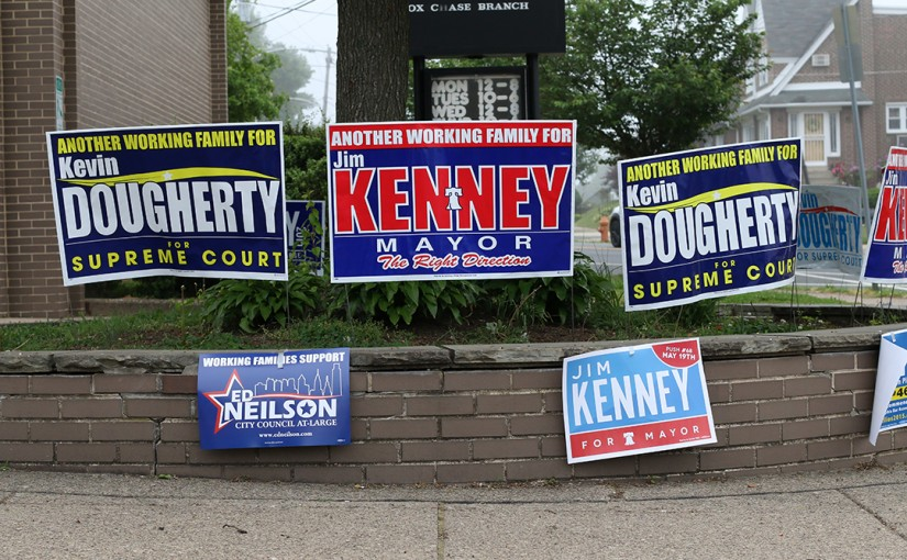 Fox Chase: Residents See Kenney as the Clear Choice