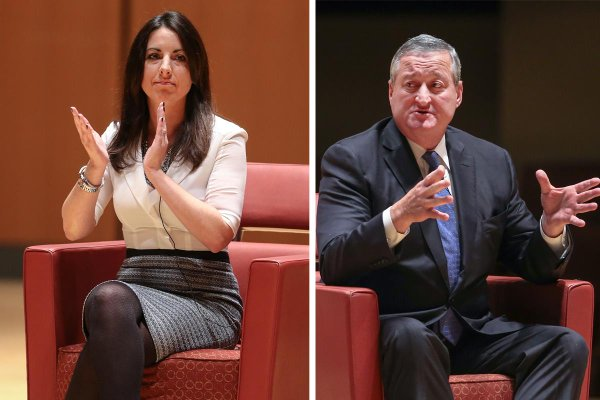 Temple hosts Next Mayor Debate