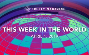 This Week in the World: April 1, 2019.