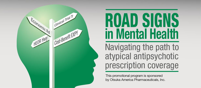 road signs in mental health