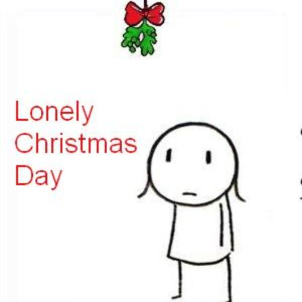 Lonely On Christmas.Lonely Christmas Day Track