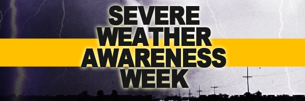 March comes in like a lion . . . do you have a severe weather preparedness plan?