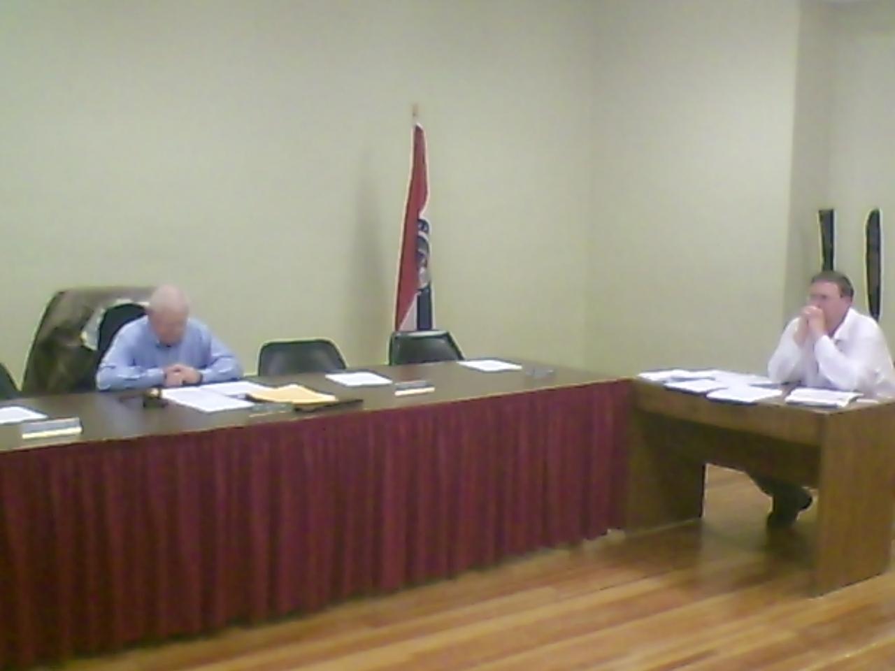 Concordia Board of Alderman to Meet