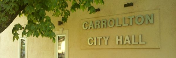 Light Agenda for Carrollton Council