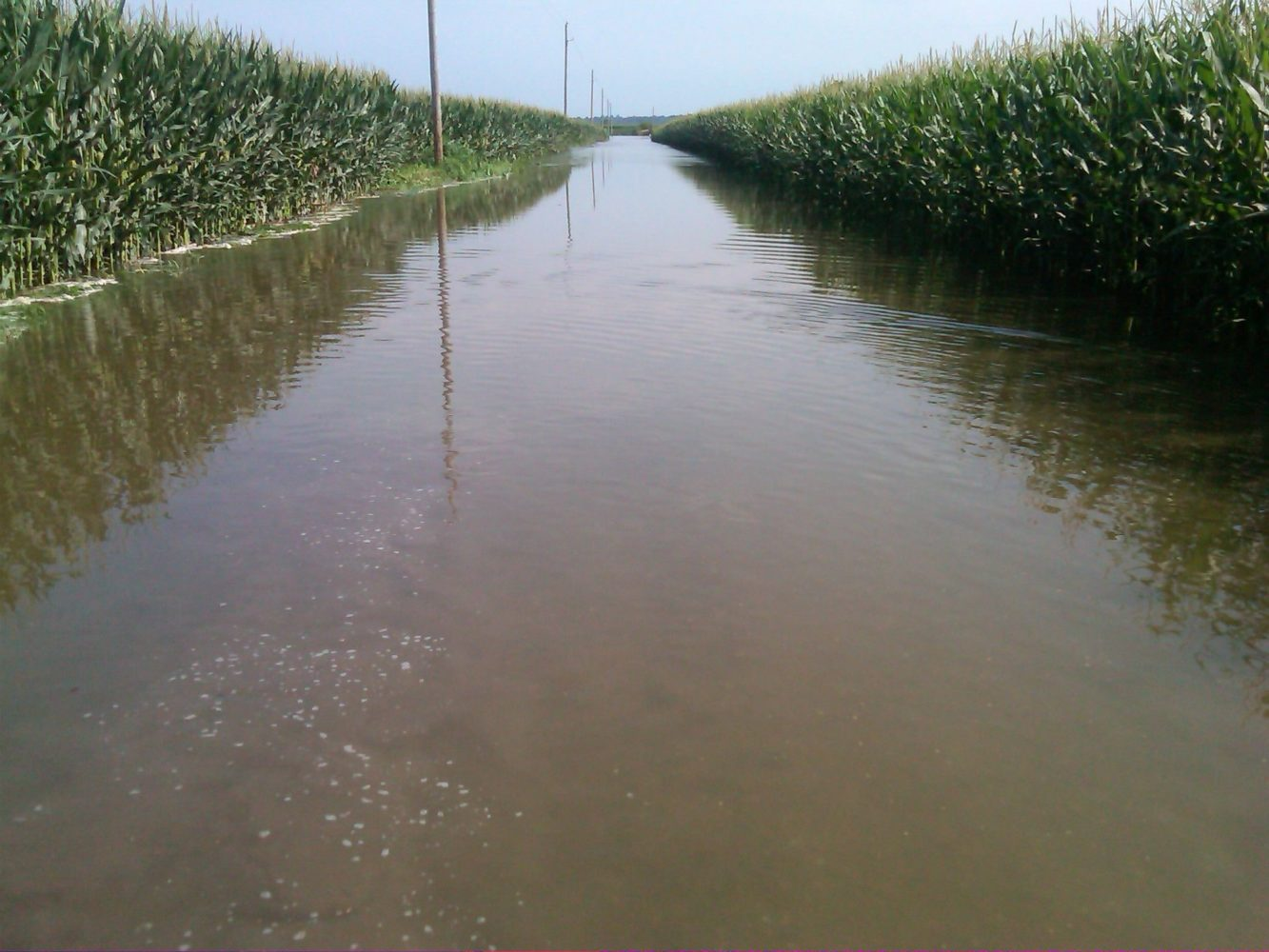 Road Closings due to flooding – June 26th