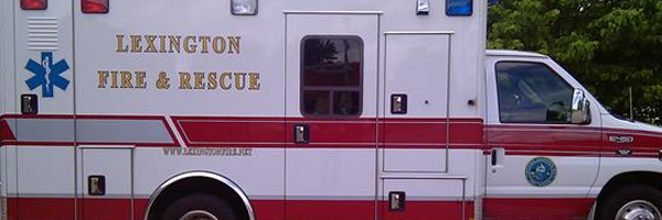 Man Rushed to Hospital With Gunshot Wound