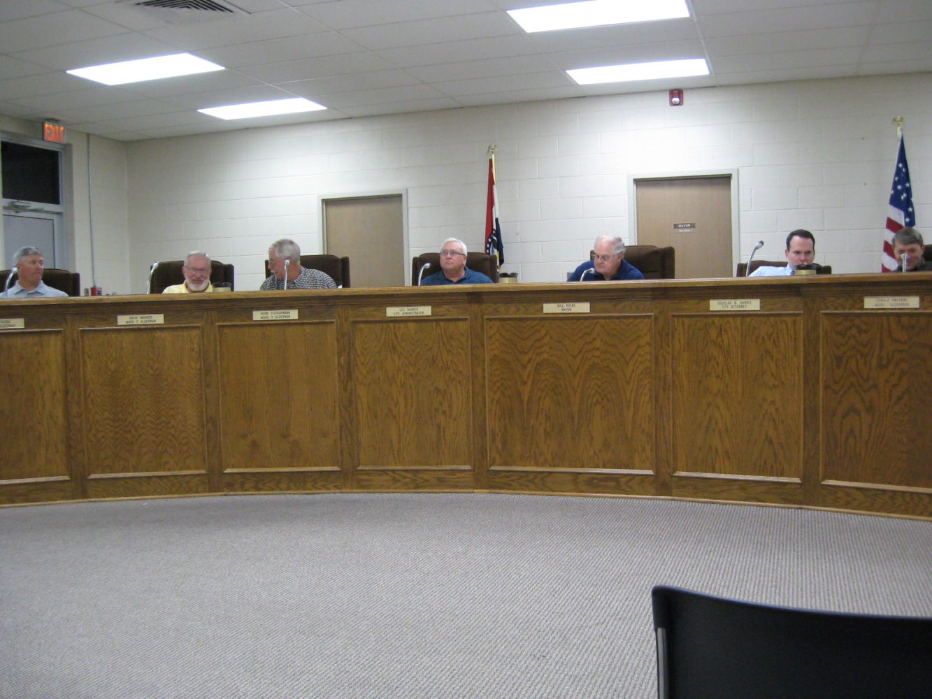 Higginsville BOA Approves Budget