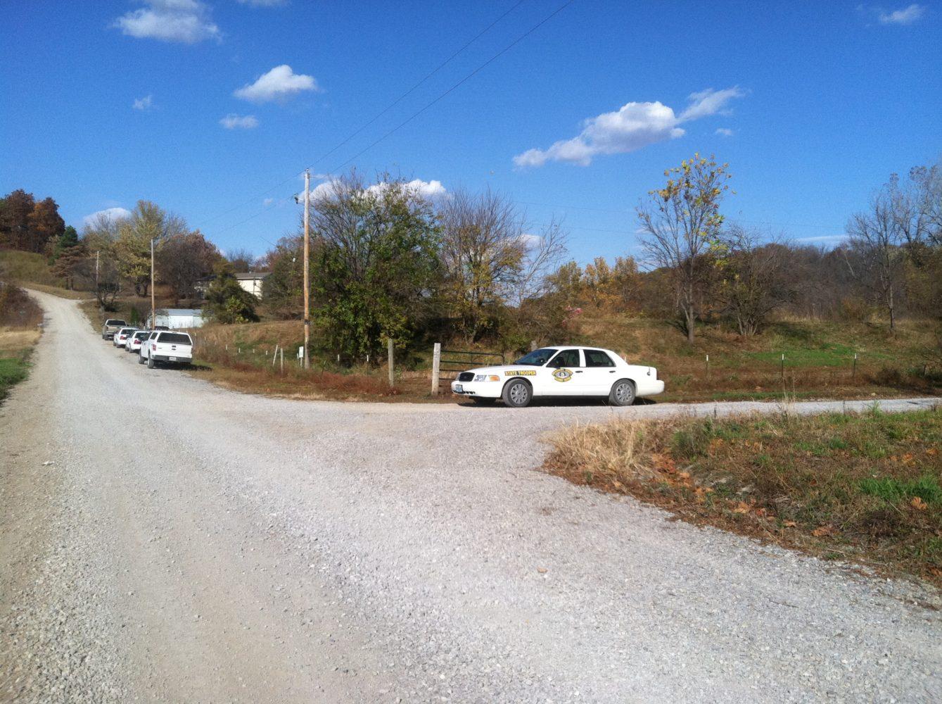 Manhunt continues for Morgan County gunman