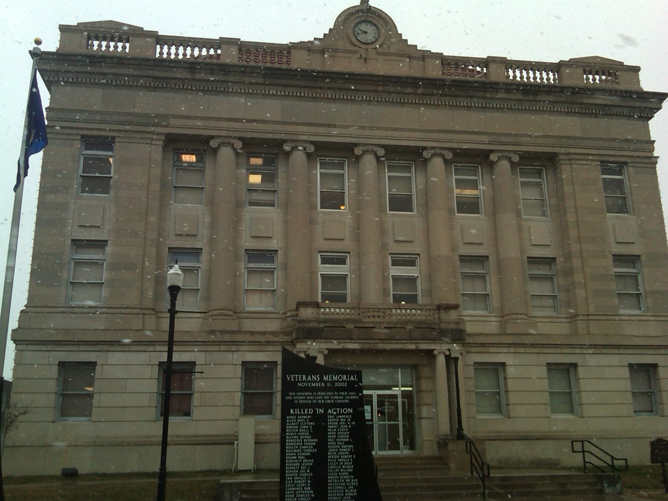 Repairs Planned for Livingston County Courthouse