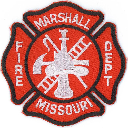 UPDATED: Structure fire reported in Marshall, fireplace burn posed no danger
