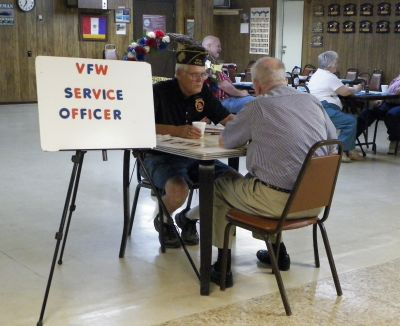 NEWSMAKER — Veterans offered access to counselor and service officer in Trenton