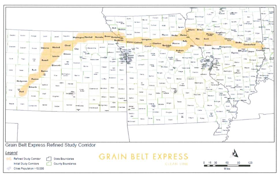 Grain Belt Express Public Hearings