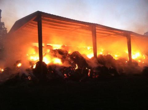 Cooper County Sheriff announced arrest in arson investigation