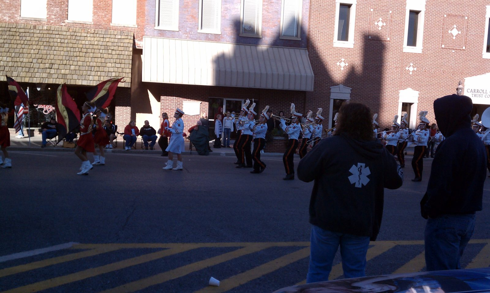 Band Day and Fall Festival Begin