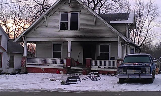 Police Investigate House Fire, Liquor Store Break-In