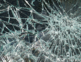 Randolph County Accident Injures One