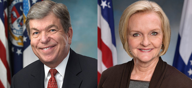 Blunt, McCaskill: Military Draft Not an Issue… At This Time