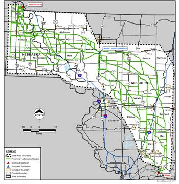 Midwest Transmission Project Causes Concerns for Area Landowner