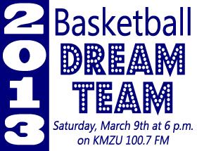 2013 KMZU Basketball Dream Team