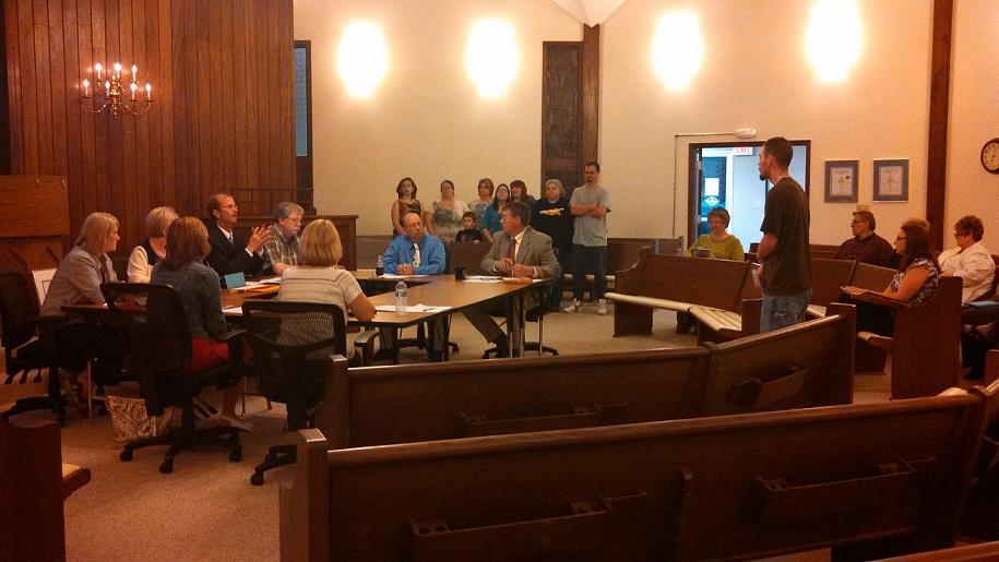 Parents Discuss Bullying in Carrollton
