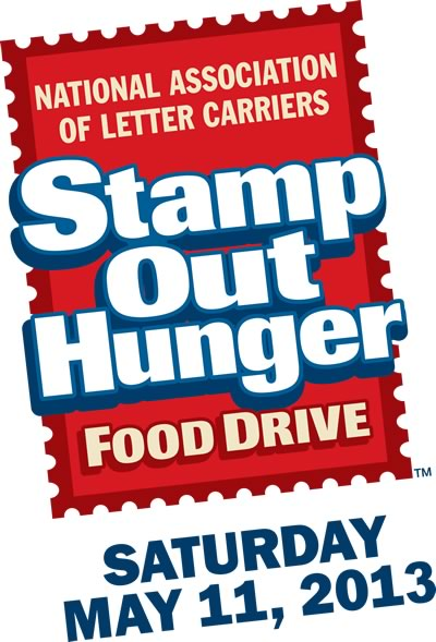 Post Office to Stamp Out Hunger