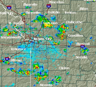 Severe Weather Advisory Issued