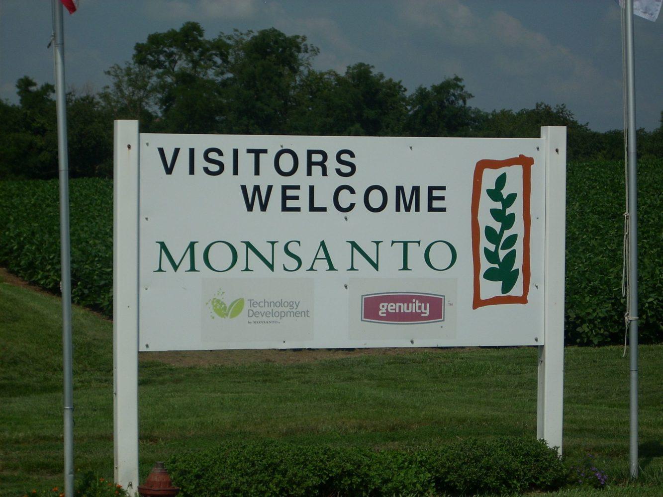 Monsanto Field Day Event