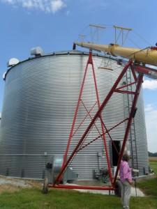 GR Farms-Grain Bin