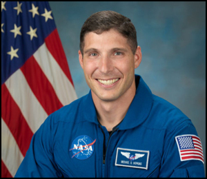 Former Missouri Resident Travels to Space