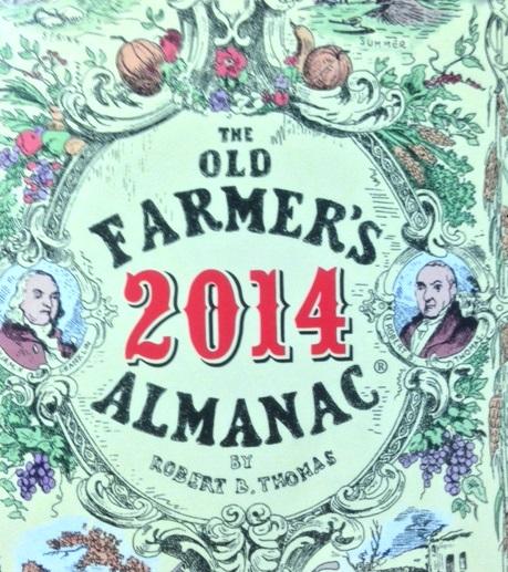 Farmer's Almanac Predicts Winter Weather