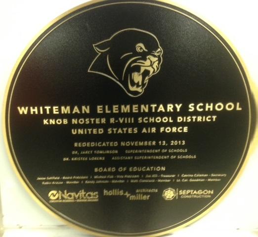 Knob Noster Schools, Whiteman Sign Lease