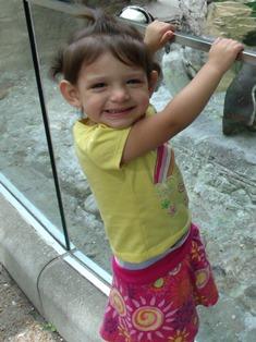 2-year-old Aleiyah Dunn