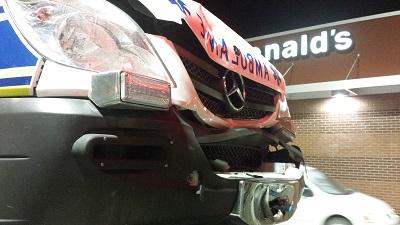 Chillicothe Ambulance in Kansas City Crash