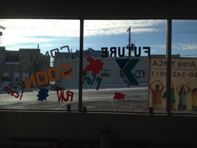 Carrollton YMCA is Moving