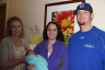 Last Baby Born at Former Hedrick Medical Center