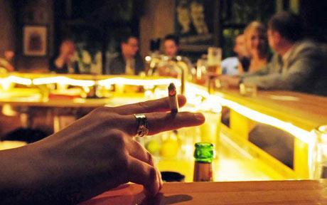 Smoking in Public Debate in Sedalia