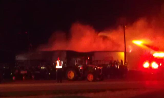 Multiple Fires Reported in Higginsville
