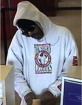 Bank Robber At Large After Raytown Heist
