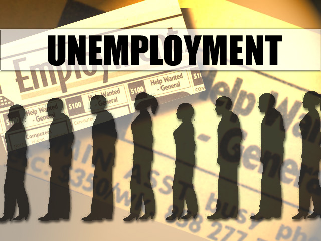 Unemployment down for February