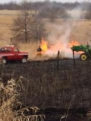 Carrollton Fires Continue